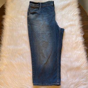Lane Bryant Women's Size 22 Jean Capri